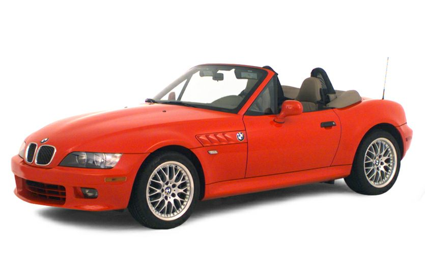 2001 BMW Z3 2.5i Roadster Convertible for sale in Anderson for $8,996 with 86,678 miles