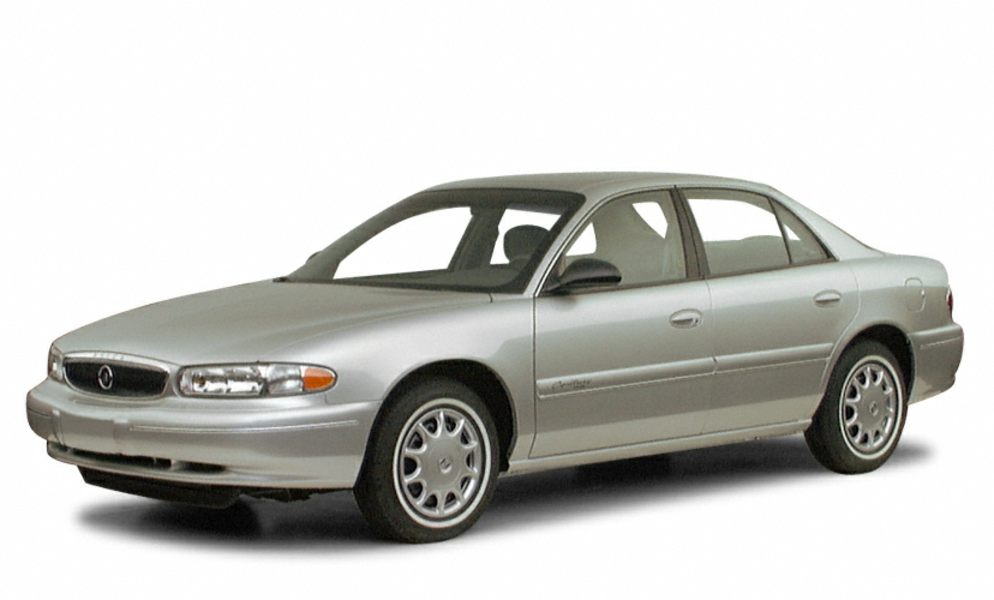 2001 buick century reviews specs and prices. Black Bedroom Furniture Sets. Home Design Ideas