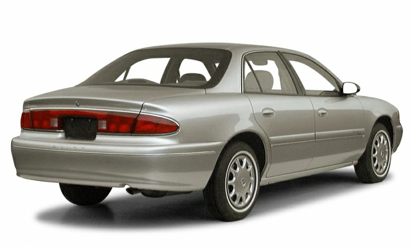 2001 Buick Century Reviews Specs And Prices Cars Com