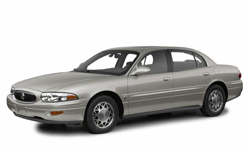 Car Repair Estimate >> 2001 Buick LeSabre Specs, Pictures, Trims, Colors    Cars.com