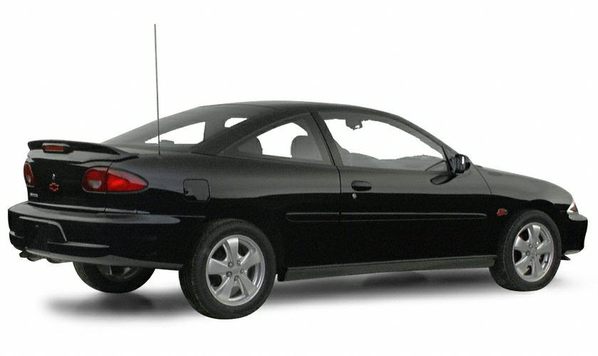 Used 2004 Chevrolet Cavalier MPG amp Gas Mileage Data  Edmunds