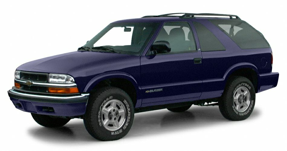 2001 Chevrolet Blazer SUV for sale in Antioch for $4,950 with 158,728 miles.