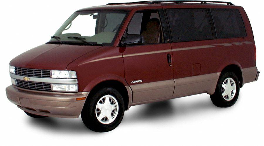 2001 Chevrolet Astro Cargo Van for sale in Warrenton for $0 with 84,422 miles