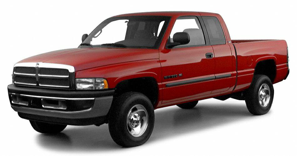 2001 Dodge Ram 1500 Recalls