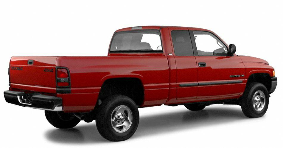 1998 dodge ram 1500 v8 specs