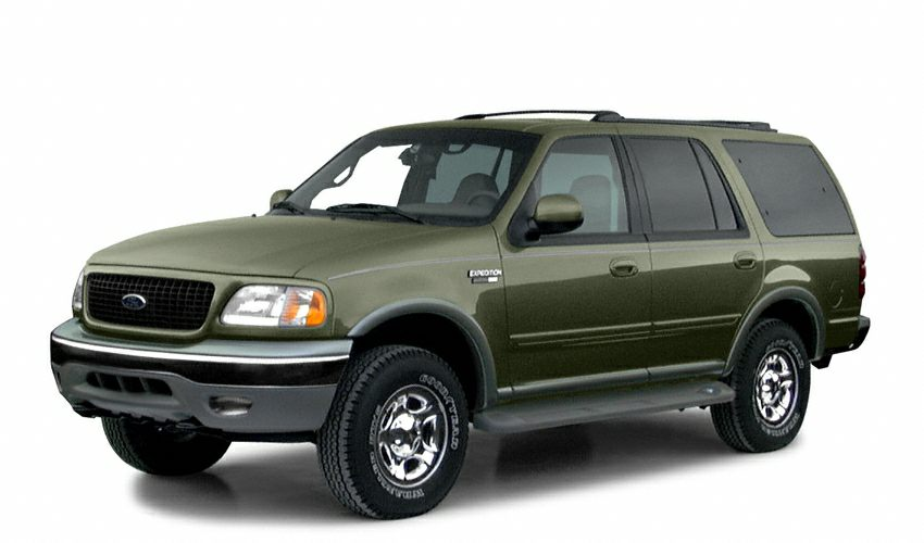 2001 Ford Expedition XLT SUV for sale in Douglasville for $4,250 with 250,826 miles.