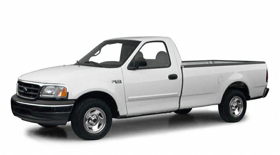 2001 Ford F150 XL Regular Cab Pickup for sale in Mesquite for $11,740 with 62,418 miles