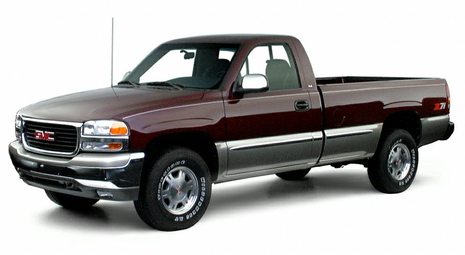 2001 GMC Sierra 1500 SLE Extended Cab Pickup for sale in Livingston for $4,000 with 222,294 miles.