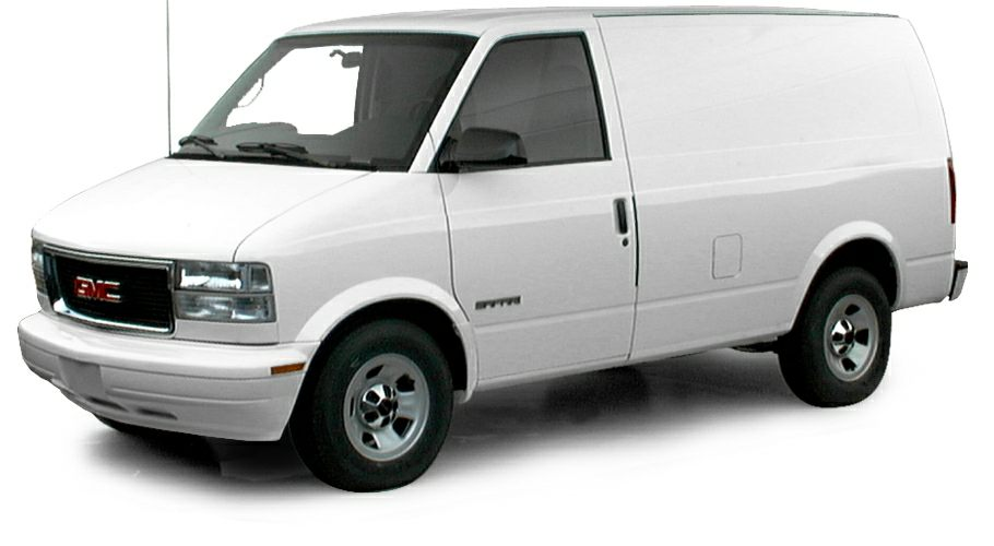 2001 GMC Safari Passenger Van for sale in Houston for $3,048 with 239,314 miles