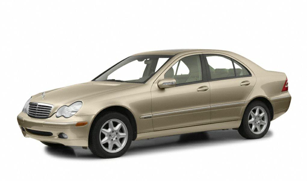 2001 mercedes benz c class specs pictures trims colors for Mercedes benz c300 service b