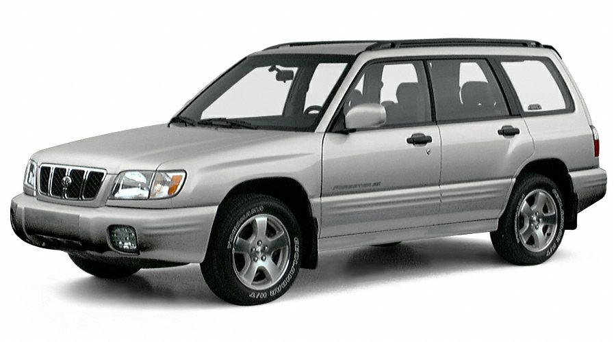 2001 Subaru Forester S SUV for sale in Roseville for $3,995 with 198,490 miles