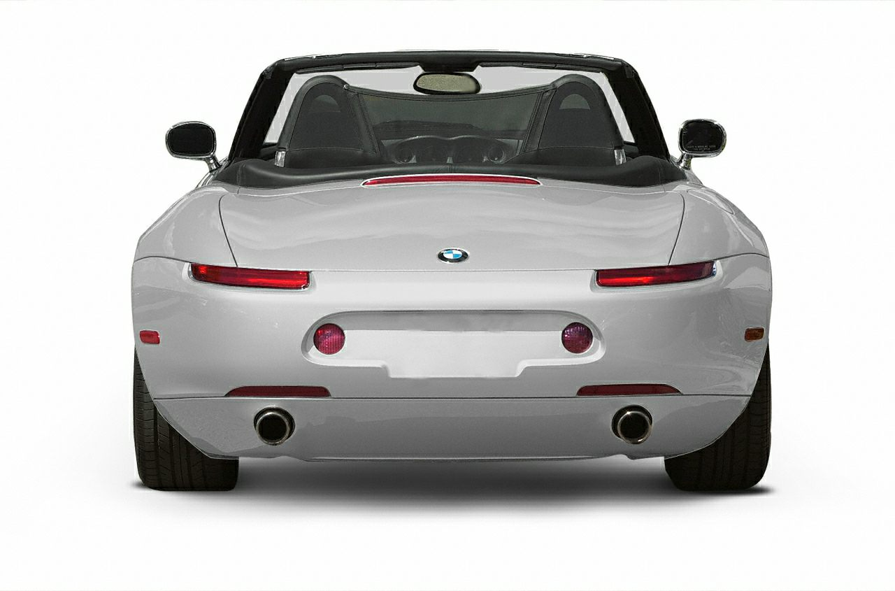 2002 Bmw Z8 Specs Pictures Trims Colors Cars Com