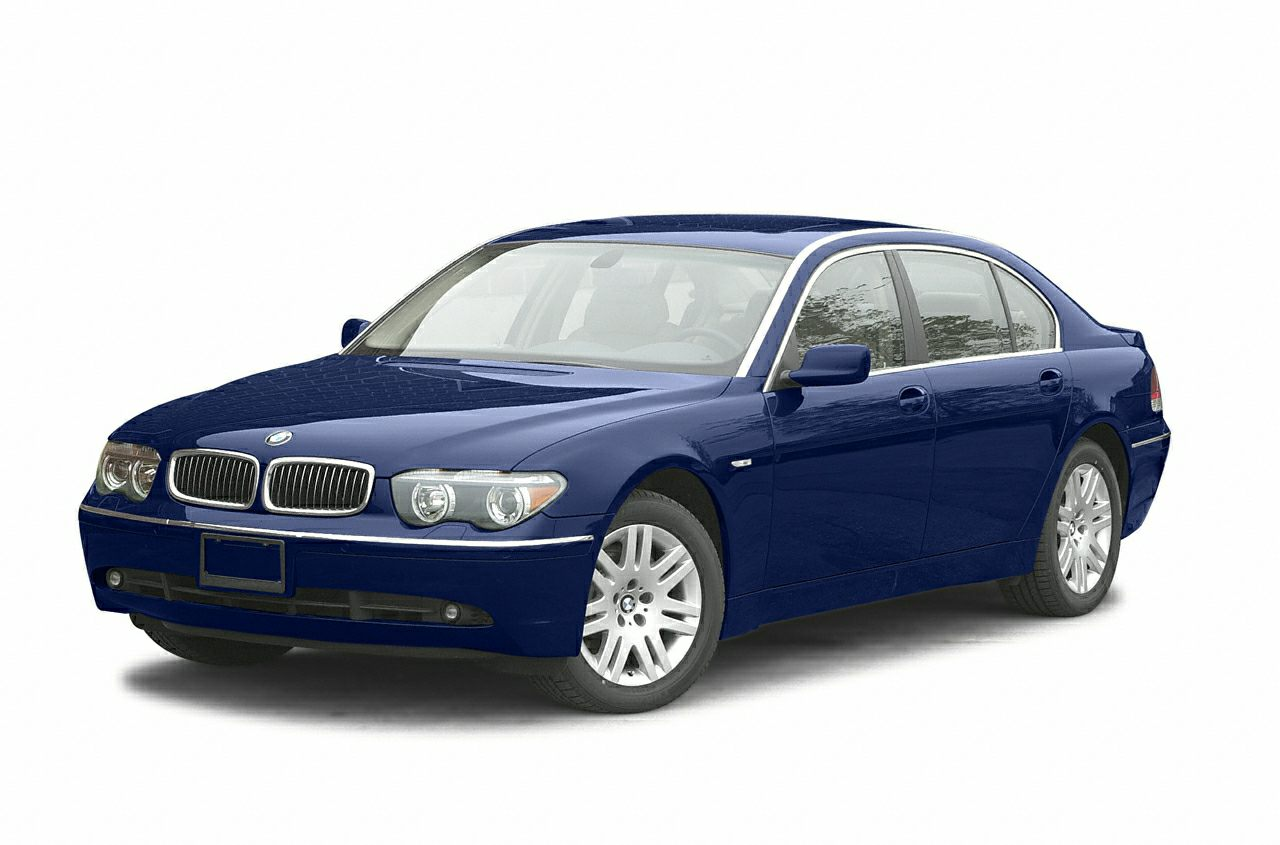 2002 BMW 745 I Sedan for sale in Chicago for $3,995 with 144,956 miles