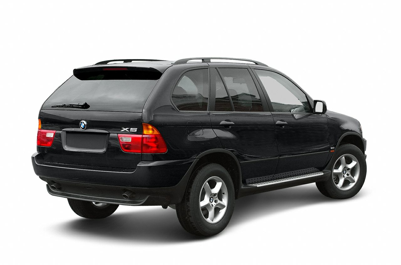 2002 Bmw X5 Reviews Specs And Prices Cars Com