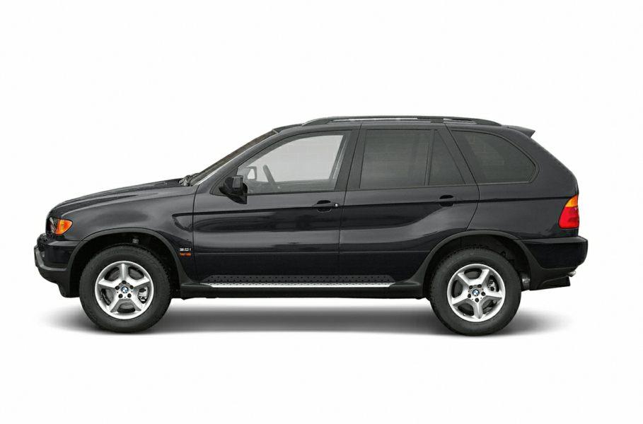 2002 Bmw X5 Reviews Specs And Prices Cars Com