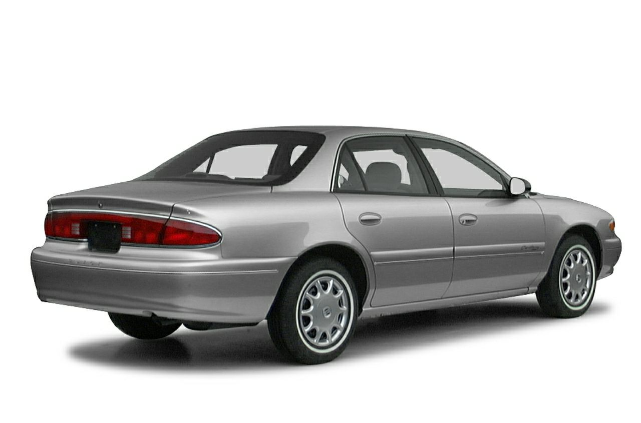 2002 Buick Century Reviews Specs And Prices Cars Com