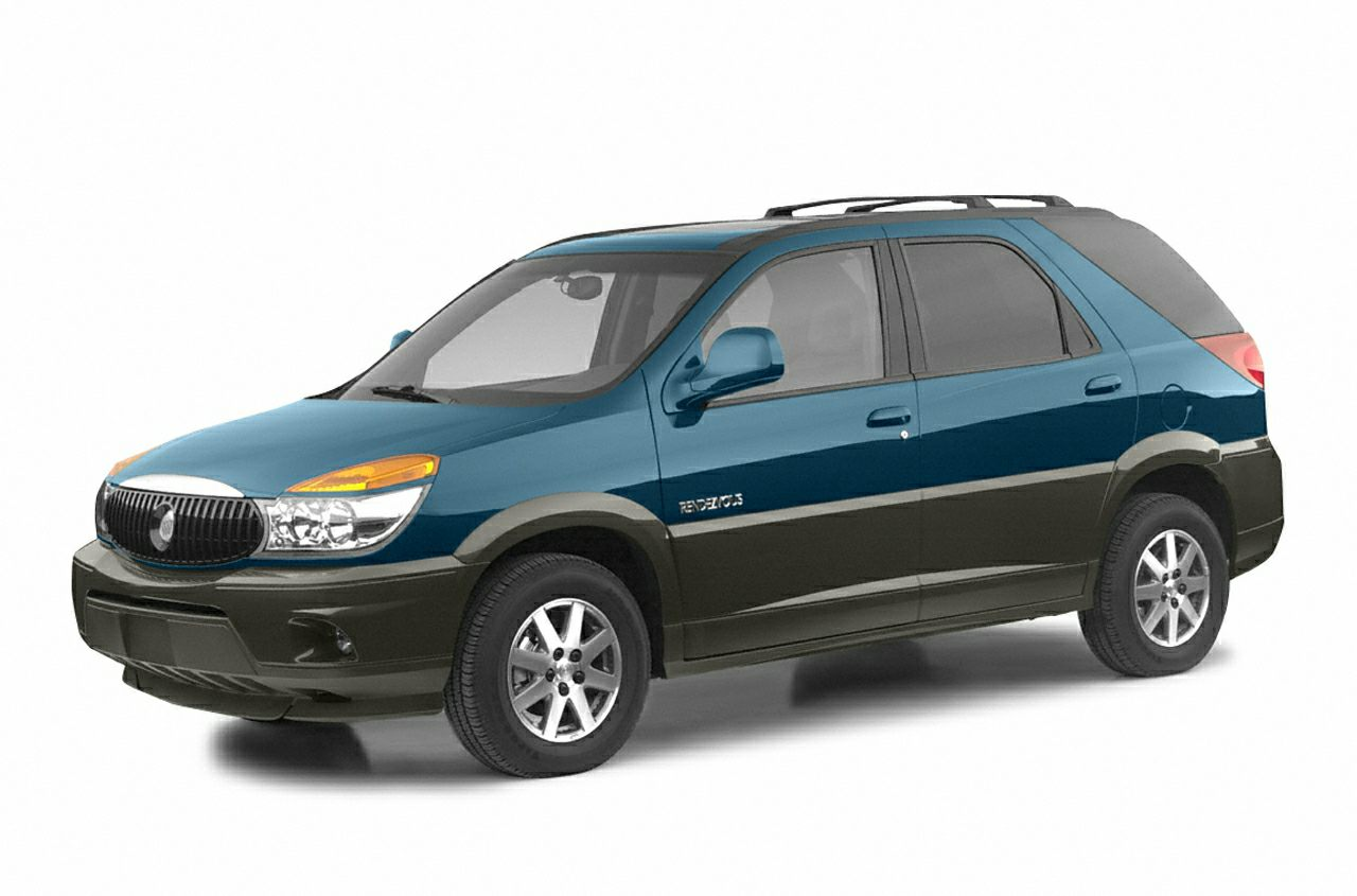 2002 Buick Rendezvous CX SUV for sale in Indianapolis for $3,695 with 87,645 miles