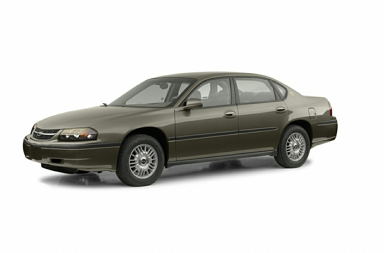 2002 Chevrolet Impala Sedan for sale in Anderson for $3,699 with 0 miles