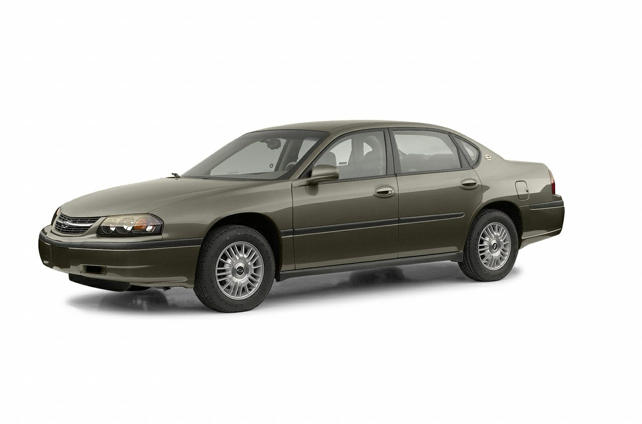 2002 Chevrolet Impala Reviews Specs And Prices Cars Com