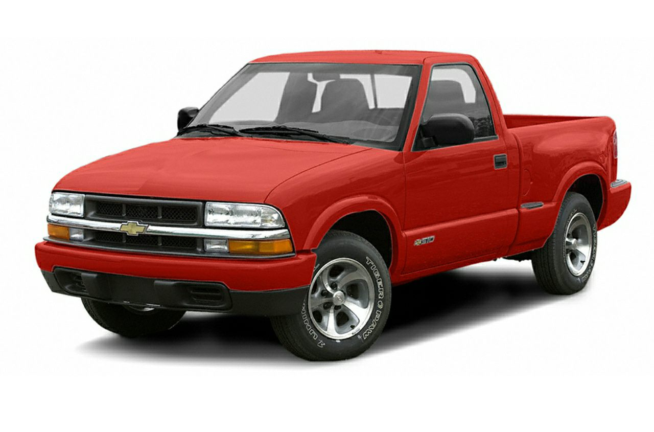 2002 Chevrolet S-10 LS Crew Cab Pickup for sale in Altoona for $6,995 with 194,659 miles.