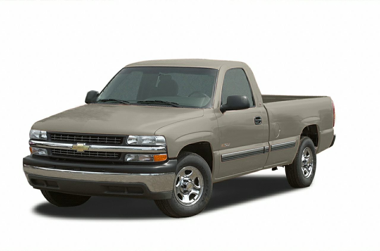 2002 Chevrolet Silverado 1500 LS Regular Cab Pickup for sale in Schenectady for $6,995 with 124,528 miles