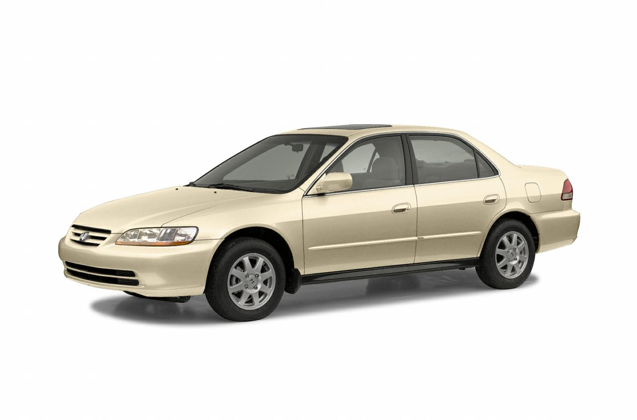 2002 Honda Accord VP Sedan for sale in Greer for $4,995 with 171,024 miles