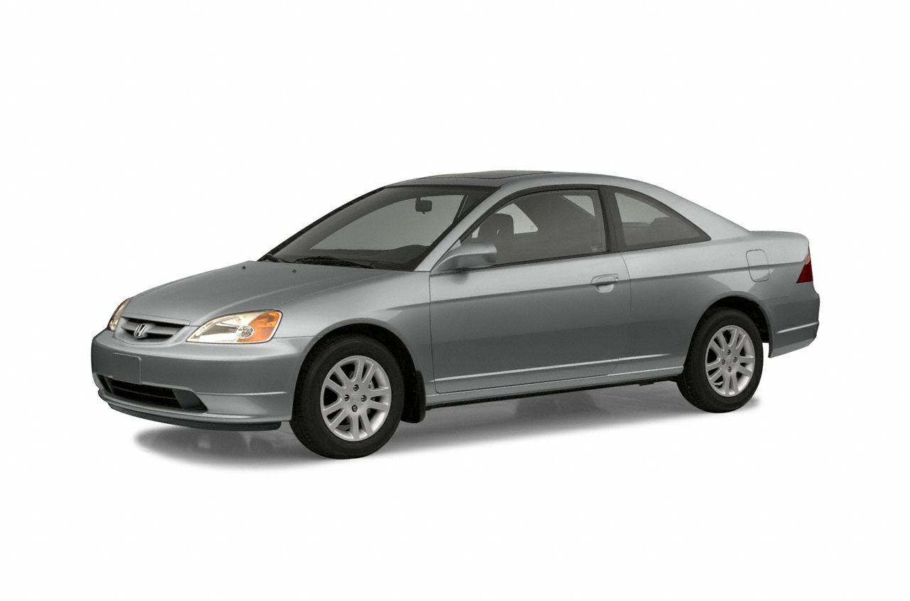 2002 Honda Civic LX Coupe for sale in Hickory for $0 with 176,735 miles