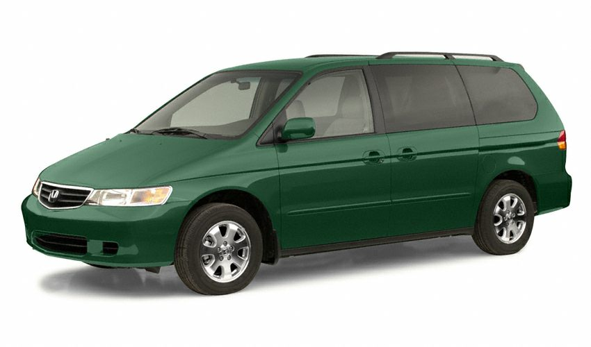 2002 Honda Odyssey EX-L Minivan for sale in Long Island City for $0 with 153,452 miles