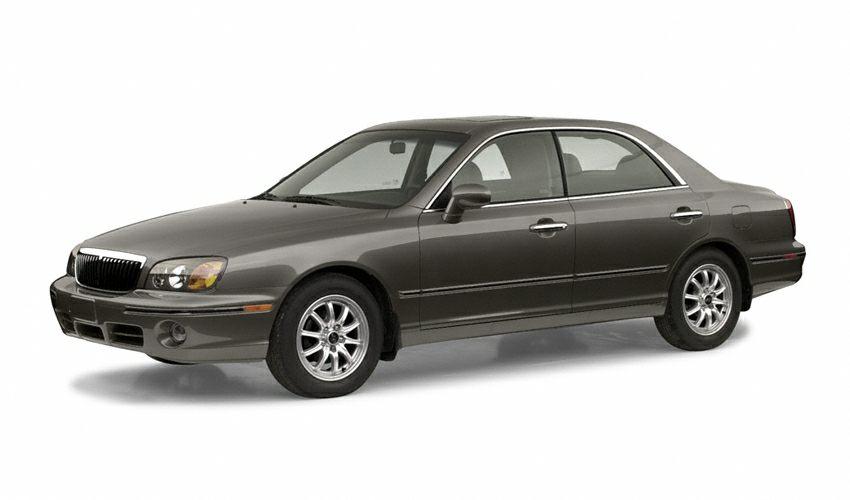 2002 Hyundai XG350 Sedan for sale in Shreveport for $6,977 with 147,366 miles.