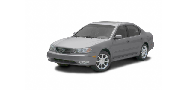 2002 Infiniti I35