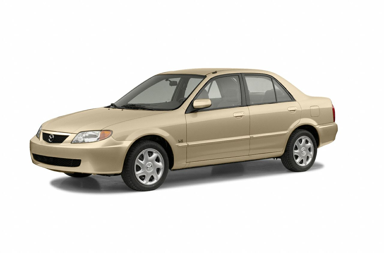 2002 Mazda Protege LX Sedan for sale in Englewood for $3,795 with 128,891 miles