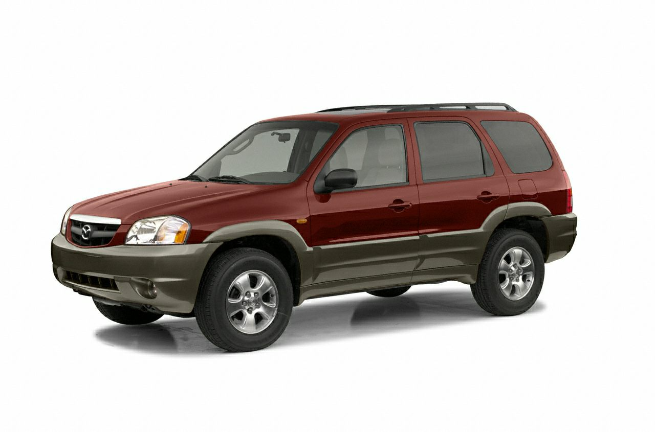 2002 Mazda Tribute LX V6 SUV for sale in Tuscaloosa for $0 with 191,144 miles
