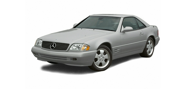 2002 Mercedes-Benz SL450