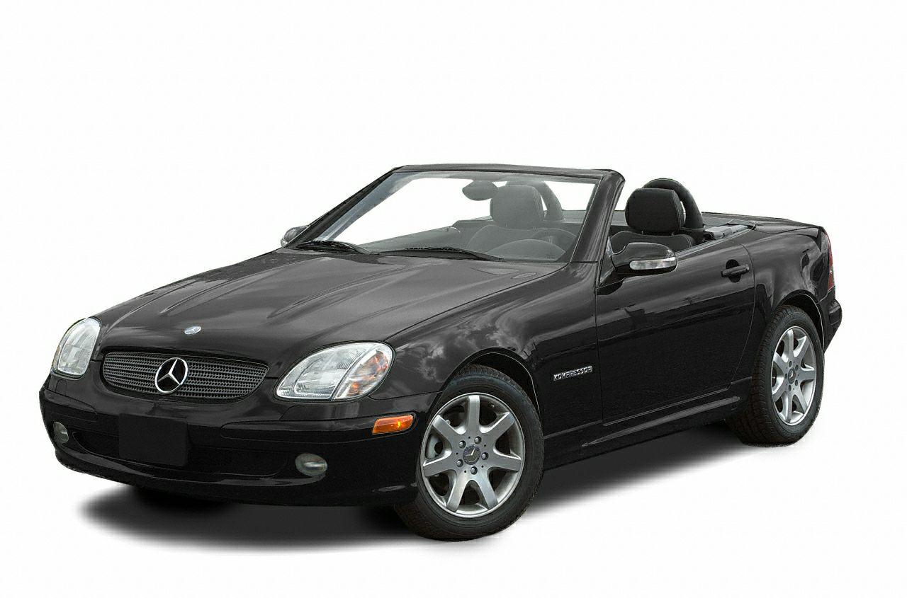 2002 Mercedes-Benz SLK-Class SLK230 Kompressor Convertible for sale in Phenix City for $12,950 with 0 miles