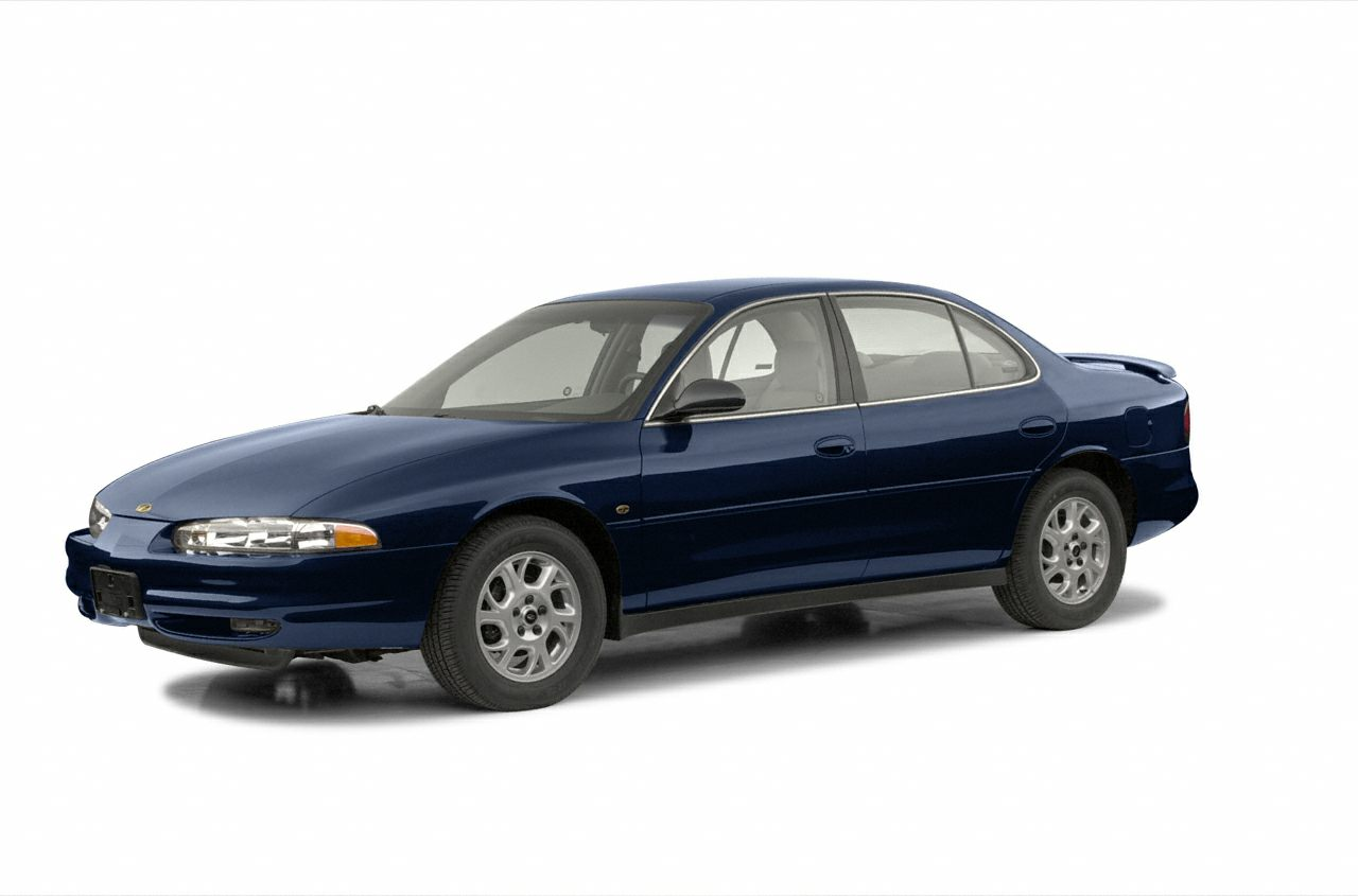 2002 Oldsmobile Intrigue GX Sedan for sale in Chicago for $2,400 with 165,942 miles