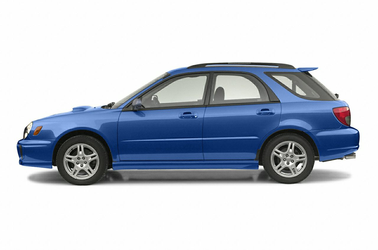 2002 Subaru Impreza Reviews Specs And Prices Cars Com