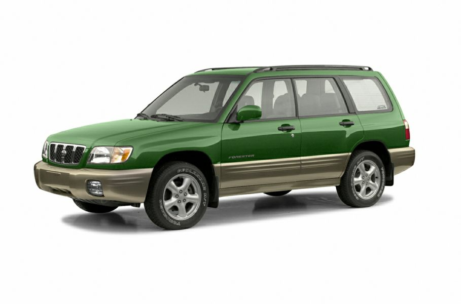 2002 subaru forester reviews specs and prices. Black Bedroom Furniture Sets. Home Design Ideas