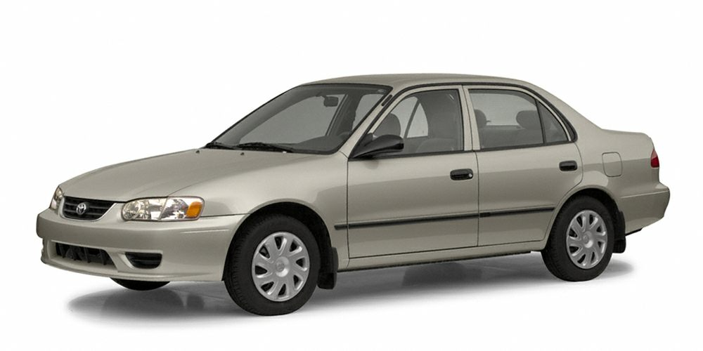 2002 Toyota Corolla LE Sedan for sale in Greenville for $5,000 with 102,125 miles.
