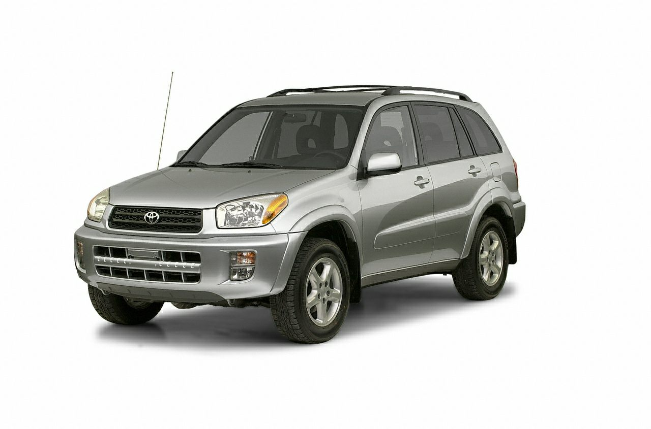 2002 Toyota RAV4 SUV for sale in Springfield for $8,990 with 103,896 miles