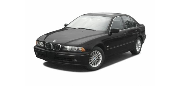 2003 BMW 525