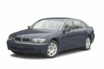 2003 BMW 745