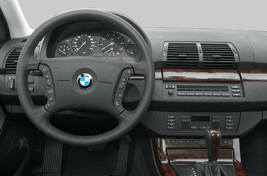 2003 Bmw X5 Reviews Specs And Prices Cars Com