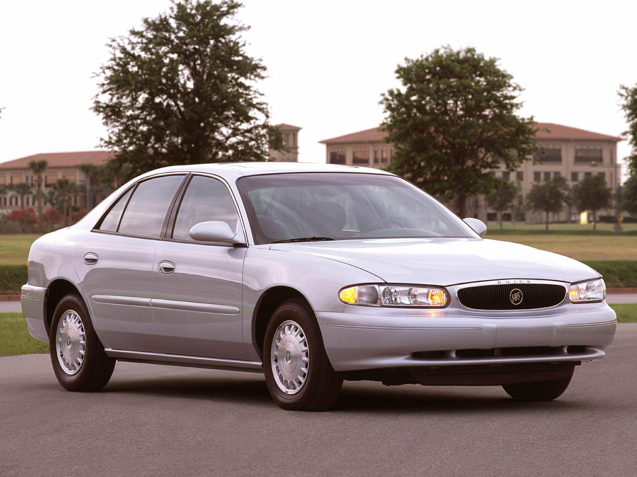 2003 buick century specs