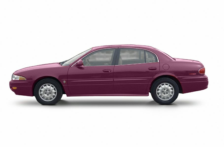 2003 buick lesabre reviews specs and prices. Black Bedroom Furniture Sets. Home Design Ideas