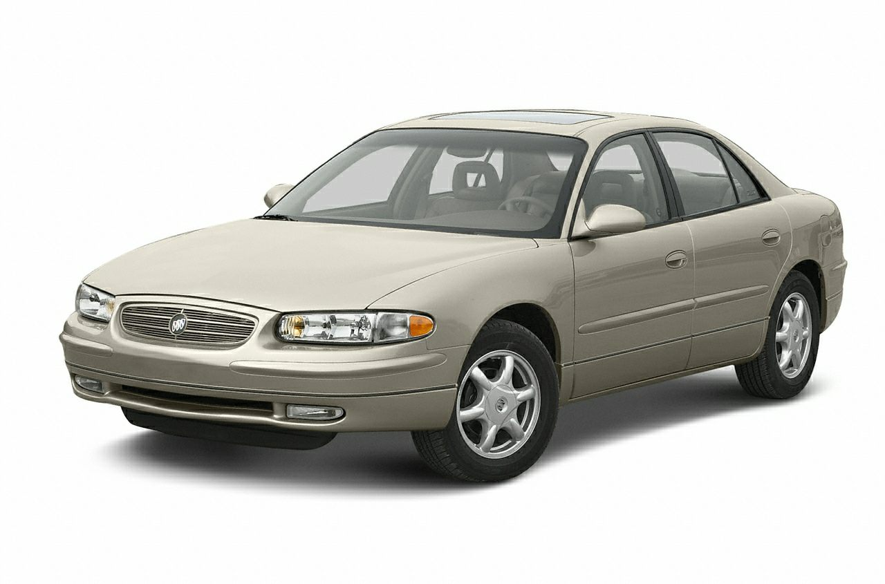 2003 Buick Regal Reviews Specs And Prices Cars Com