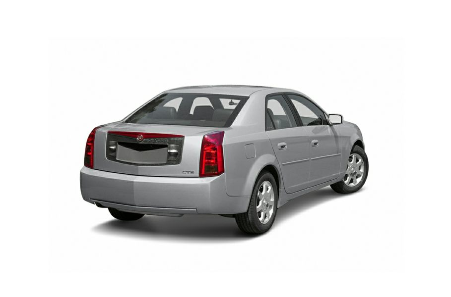 2003 cadillac cts reviews specs and prices. Black Bedroom Furniture Sets. Home Design Ideas