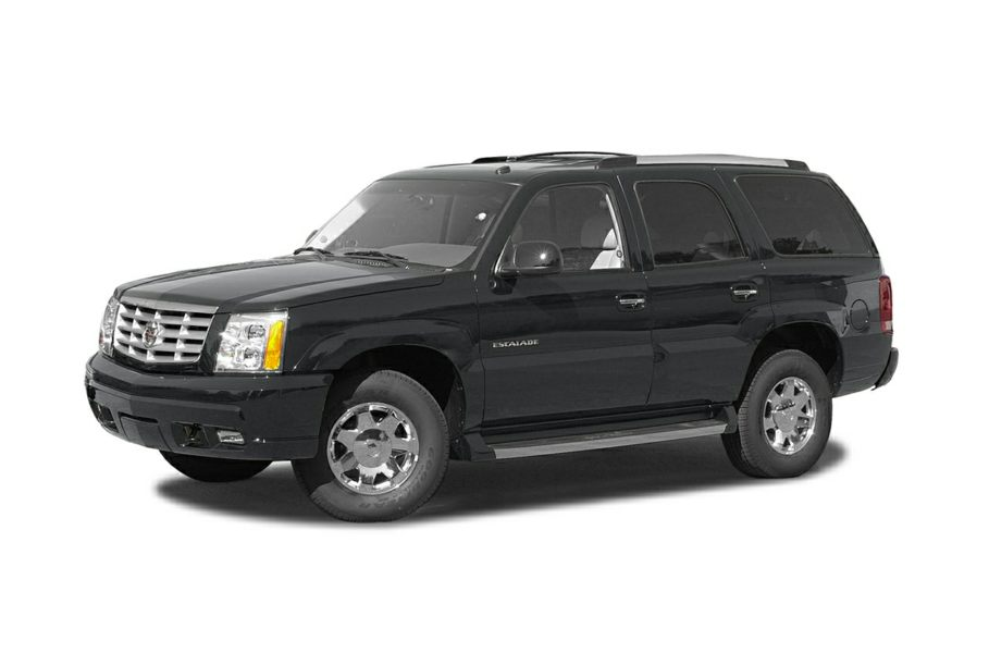 2003 cadillac escalade reviews specs and prices. Black Bedroom Furniture Sets. Home Design Ideas