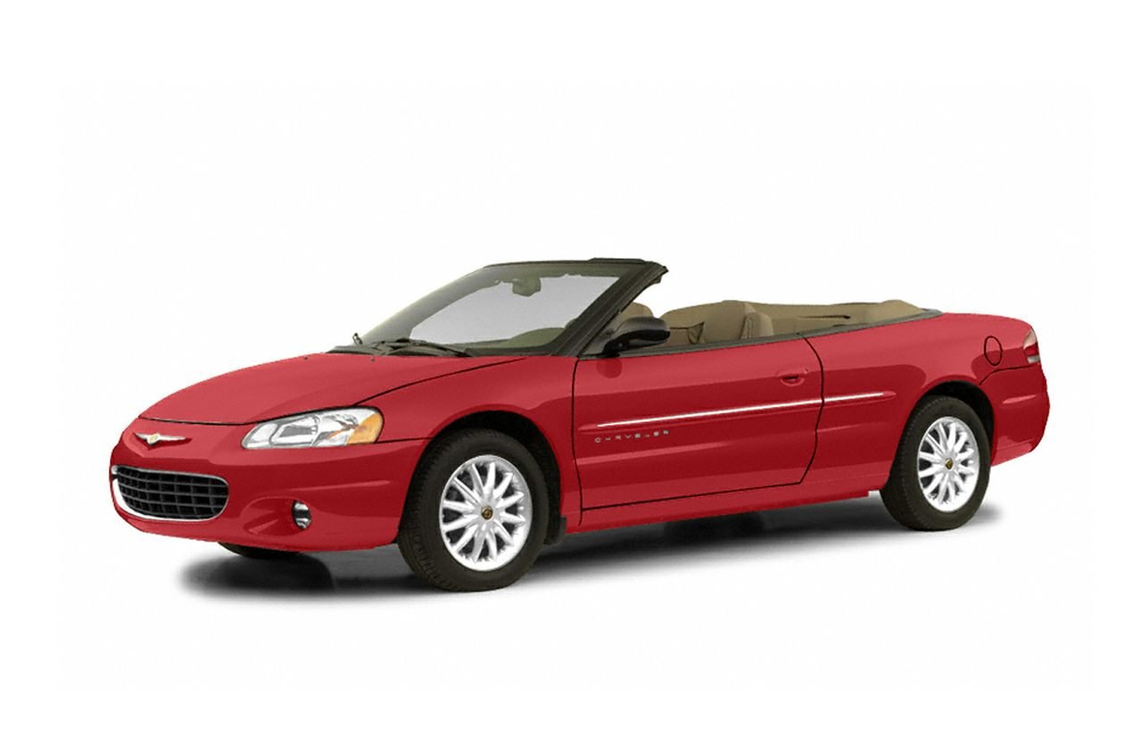 2003 Chrysler Sebring LX Convertible for sale in Germantown for $1,700 with 125,461 miles