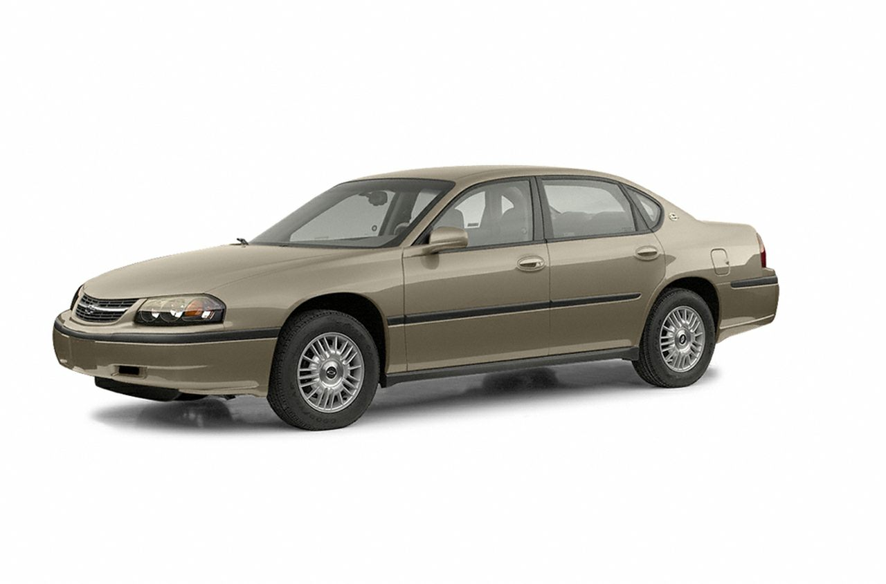 2003 Chevrolet Impala LS Sedan for sale in Marion for $5,800 with 147,647 miles.