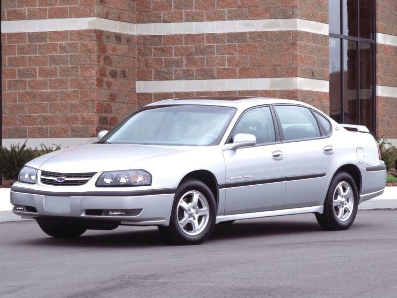 2003 chevrolet impala reviews specs and prices. Black Bedroom Furniture Sets. Home Design Ideas